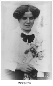 Mercy Lavinia