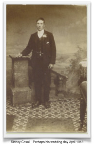 Sidney Coxall 1