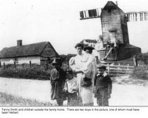 Fanny Smith & Family